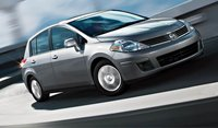 2008 Nissan Versa Picture Gallery