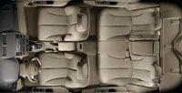 2008 Nissan Versa, aerial view, interior, manufacturer