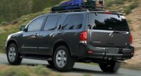 2007 Nissan Armada Overview