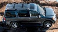 2008 Nissan Armada, The 08 Nissan Armada, exterior, manufacturer