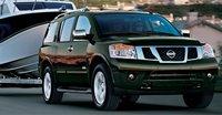 2008 Nissan Armada, 08 Nissan Armada, exterior, manufacturer