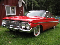 1961 Chevrolet Impala, My Impala 61 sold in Sweden 1961.283 +PG + PS Owner Eric Williamson eric@digit-it.se, exterior