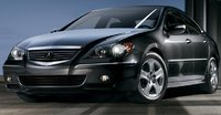 2007 Acura RL Picture Gallery