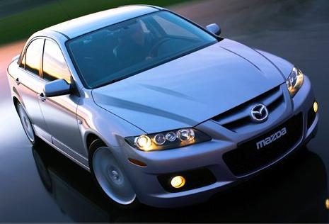 2007 Mazda MAZDASPEED6