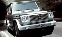 2007 Mercedes-Benz G-Class G500, 2007 Mercedes G500, exterior, manufacturer