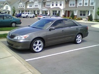 2004_Camry_V6_LE's 2004 Toyota Camry LE V6