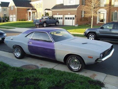 Roxie07's 1973 Dodge Challenger