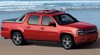 2007 Chevrolet Avalanche, 07 Chevy Avalanche, exterior, manufacturer