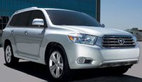 2008 Toyota Highlander Hybrid Overview