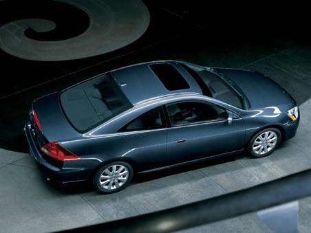 2007 Honda Accord Coupe