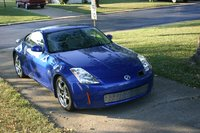 Picture of 2005 Nissan 350Z Touring, exterior, gallery_worthy