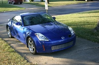 Picture of 2005 Nissan 350Z Touring, exterior