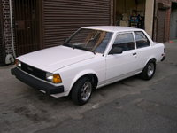 1982 Toyota Corolla Picture Gallery