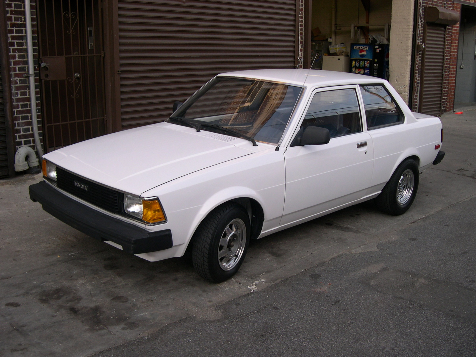 1982 toyota corolla 1.8