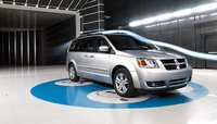2008 Dodge Grand Caravan, The 08 Dodge Grand Caravan, exterior, manufacturer