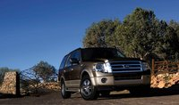 2008 Ford Expedition, manufacturer, exterior