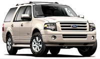 2008 Ford Expedition, The 08 Ford Expedition, exterior, manufacturer