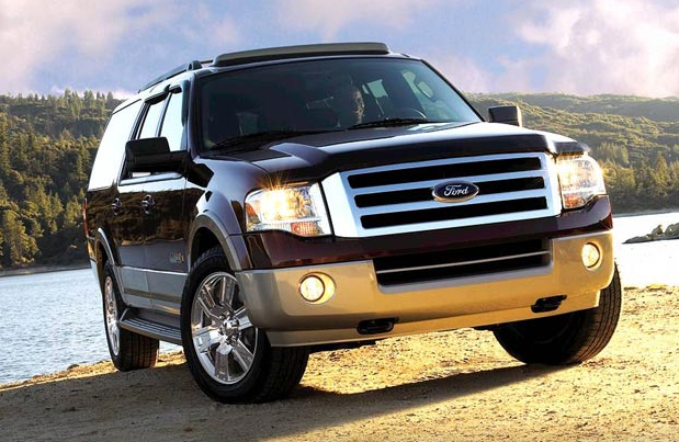 2008 Ford Expedition, front view, erickk, manufacturer, exterior