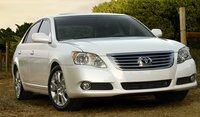 2008 Toyota Avalon, front view, exterior, manufacturer