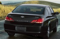 2008 Toyota Avalon, back view, exterior, manufacturer