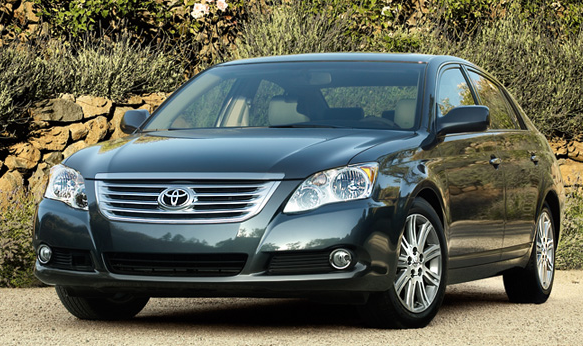 2008 Toyota Avalon, exterior, manufacturer, gallery_worthy