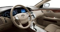 2008 Toyota Avalon, steering wheel, interior, manufacturer