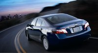 2008 Toyota Camry Hybrid, back view, exterior, manufacturer