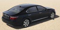 2008 Lexus LS 600h L, The 08 Lexus LS 600h L , exterior, manufacturer