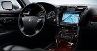 2008 Lexus LS 600h L, steering wheel, interior, manufacturer, gallery_worthy
