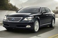 2008 Lexus LS 600h L Base, 2008 Lexus LS 600h L , exterior, manufacturer