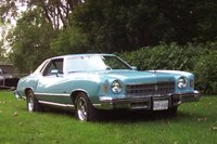 1975 Chevrolet Monte Carlo Overview