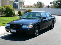 2000 Ford Crown Victoria, 2005 CVPI