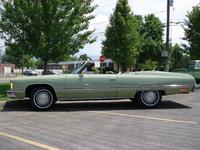 1974 Chevrolet Caprice, MY LATEST CAPRICE. 400 SB  2BBL, exterior