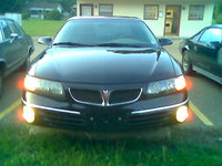 2005 Pontiac Bonneville, Front view, gallery_worthy