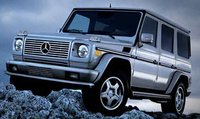 2005 Mercedes-Benz G-Class Picture Gallery