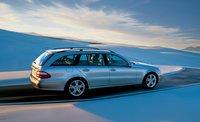2007 Mercedes-Benz E-Class, 2001 Mercedes E430, exterior, manufacturer