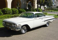 1960 Chevrolet Impala, exterior