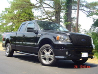 2007 Ford F-150 FX2 SuperCab, Picture of 2007 Ford F-150 FX2