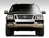 2008 Ford Explorer, front view, exterior, manufacturer