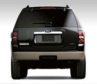 2008 Ford Explorer, back view, exterior, manufacturer