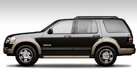 2008 Ford Explorer, side view, exterior, manufacturer