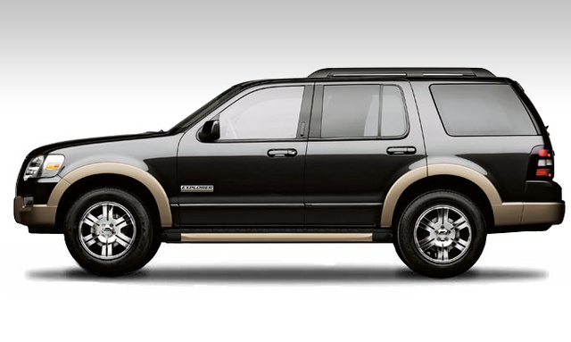 2008 ford explorer overview review cargurus. Black Bedroom Furniture Sets. Home Design Ideas