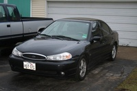 2000 Ford Contour SVT Picture Gallery