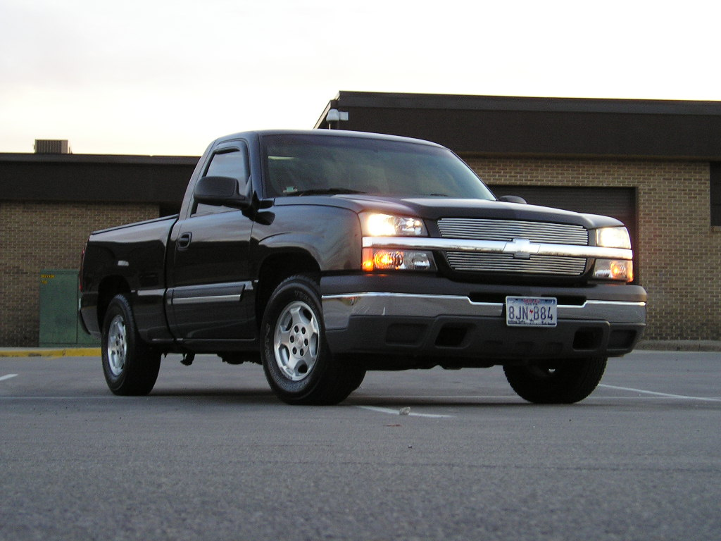 Picture of 2003 Chevrolet Silverado 1500 LS Short Bed 2WD, exterior