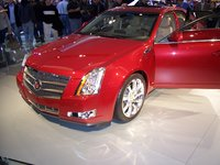 Picture of 2008 Cadillac CTS 3.6L DI