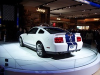 Picture of 2008 Ford Shelby GT500 Coupe