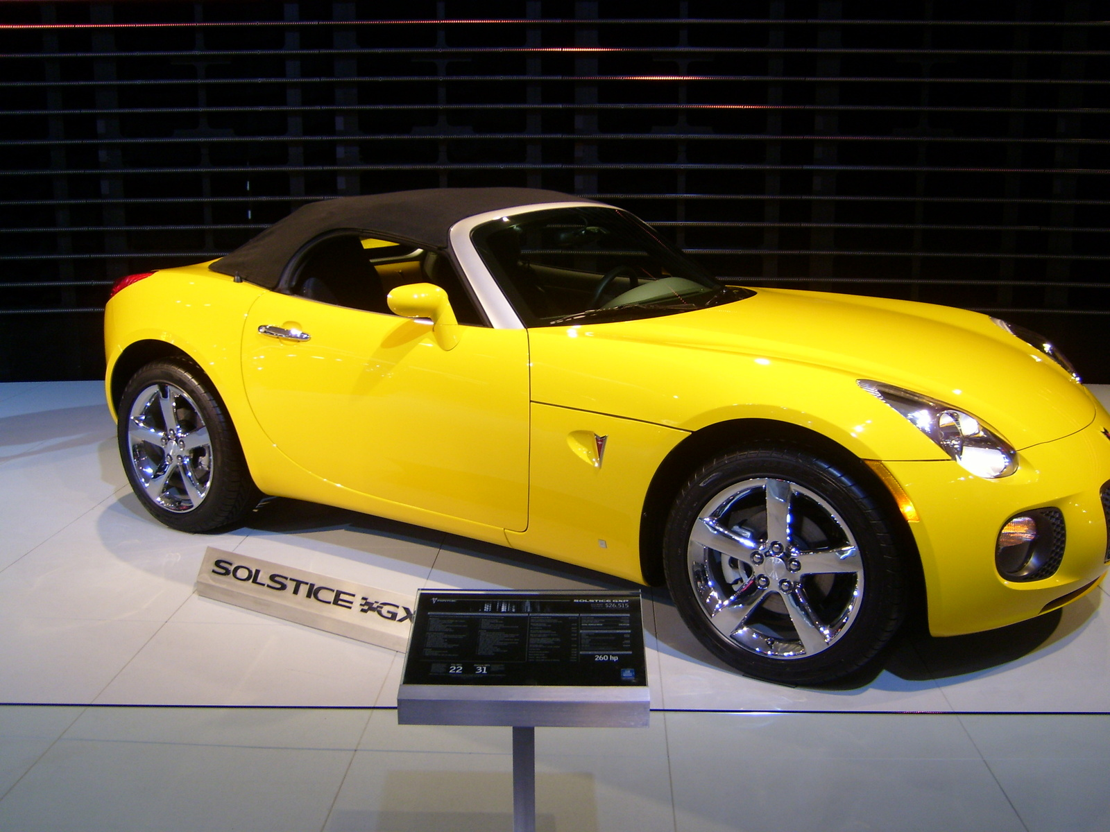 2008 pontiac solstice other pictures cargurus. Black Bedroom Furniture Sets. Home Design Ideas