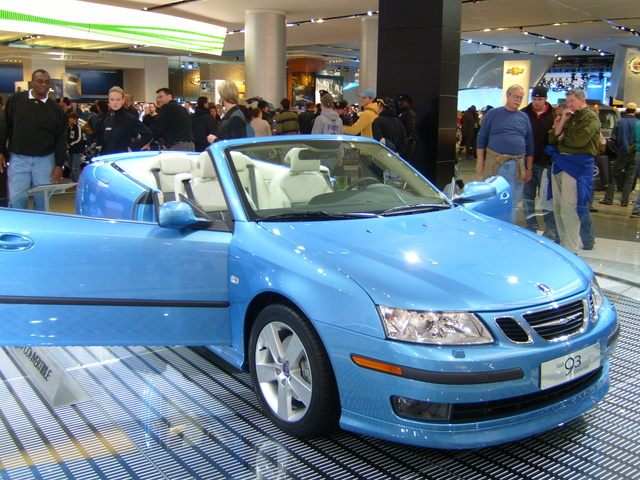 Picture of 2007 Saab 9-3 Aero Convertible, gallery_worthy
