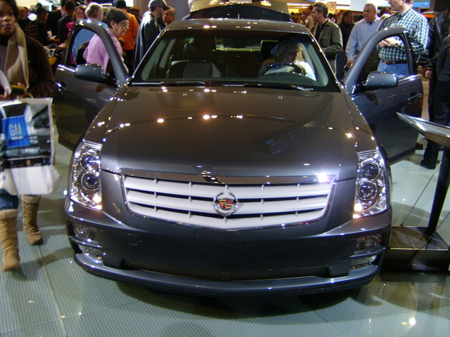 Picture of 2007 Cadillac STS, gallery_worthy