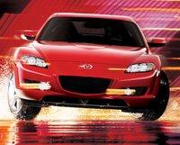 2007 Mazda RX-8, 07 Mazda RX-8, exterior, manufacturer